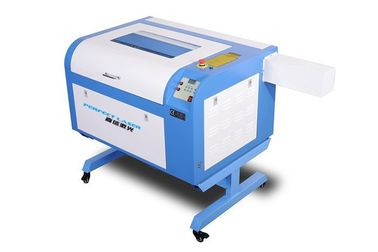High Precision Laser Cutting Machine 1000dpi Resolution For Plastic Rubber Paper