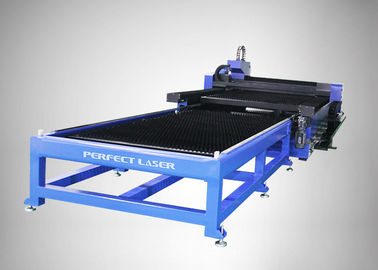 Cina Automatic Fiber Laser Cutting Machine 10s memberi makan 18mm Steel Fiber Laser Metal Cutter pabrik